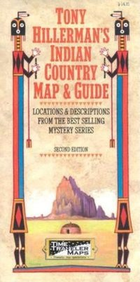 Map Hillerman Indian Country