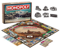 Game Monopoly National Parks Edition