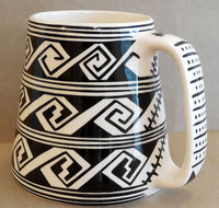 Mug XL Kiva Steps
