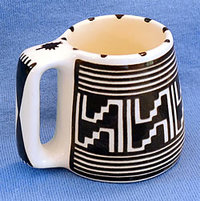 Mini Mug Squared Handle