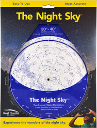 Night Sky Planisphere