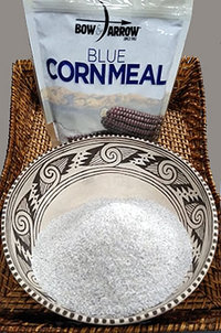 Blue Corn Meal Whole Grain