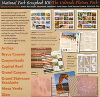 Scrapbook Colorado Plateau