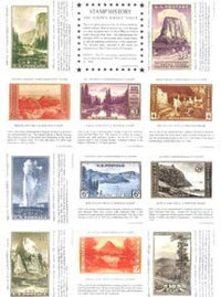 Stamp History Crown Jewels