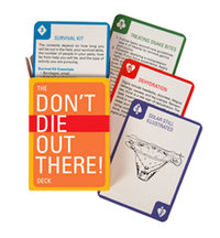 Playing Cards Don't Die Out There
