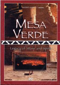 DVD Mesa Verde Legacy of Stone & Spirit