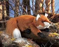 Puppet Fox Small Red