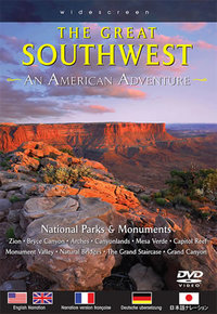 DVD Great Southwest