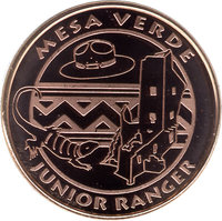 Coin Jr Ranger 90/10 Bronze