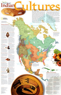 Poster North American Indian Cultures