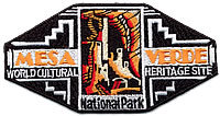Patch Mesa Verde Logo