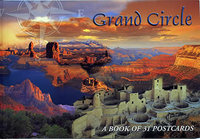 Postcard Book Peaks Plateaus & Canyons of the Grand Circle