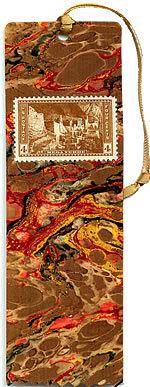 Bookmark Mesa Verde Stamp