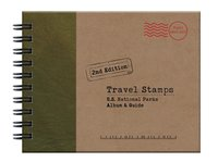 Travel Stamps Album & Guide