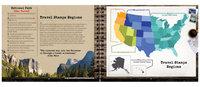 Travel Stamps Album & Guide