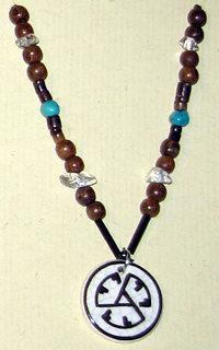 Necklace MVMA Logo
