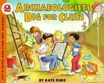 Archaeologists Dig for Clues
