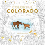 Colorful Colorado Coloring Journal