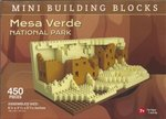Mini Blocks Mesa Verde Cliff Palace