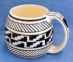 Mug Keyhole Handle
