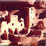 Magnet Tile Cliff Palace