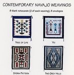 Notecard Set Contemporary Navajo Weavings