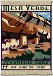 Mouse Pad Mesa Verde