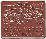 Hiking Staff Medal Petroglyph