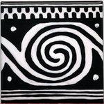 Magnet Tile Spirals