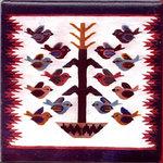 Magnet Tile Tree of Life
